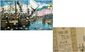 a history of the boston tea party a boiling point in american history In 1773, all the fuss about tea in boston had come to a boil  the catalyst to the  american revolution, and a turning point in the history of a colony poised to.